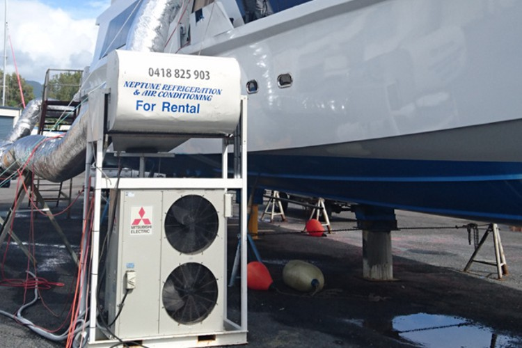 Portable Rental Air Conditioning Cairns