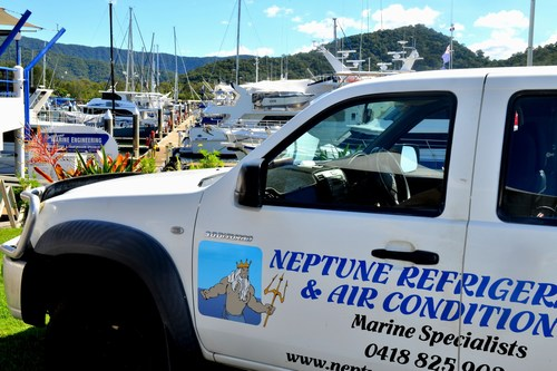 Marine Air Conditioning Cairns